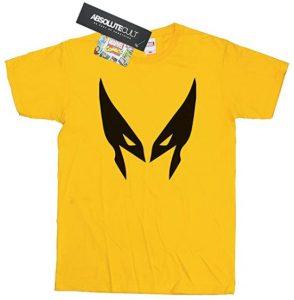 Camiseta amarilla de Wolverine - Las mejores camisetas de Lobezno - Wolverine - Camisetas de Marvel