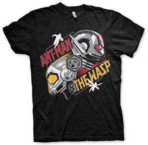 Camiseta de Ant-man and the Wasp - Las mejores camisetas de Antman - Camisetas de Marvel