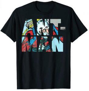 Camiseta de Ant-man clásico - Las mejores camisetas de Antman - Camisetas de Marvel