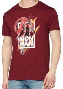 Camiseta de Avengers de Iron man - Las mejores camisetas de Iron man - Camisetas de Marvel