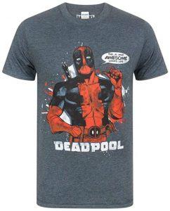 Camiseta de Awesome de Deadpool - Las mejores camisetas de Deadpool - Camisetas de Marvel