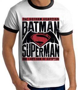 Camiseta de Batman vs Superman - Las mejores camisetas de Superman - Camisetas de DC