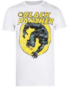 Camiseta de Black Panther comic - Las mejores camisetas de Black Panther - Camisetas de Marvel