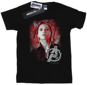 Camiseta de Black Widow Avengers - Las mejores camisetas de Black Widow - Viuda Negra - Camisetas de Marvel