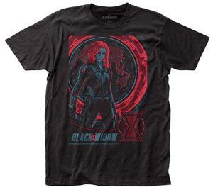 Camiseta de Black Widow película - Las mejores camisetas de Black Widow - Viuda Negra - Camisetas de Marvel