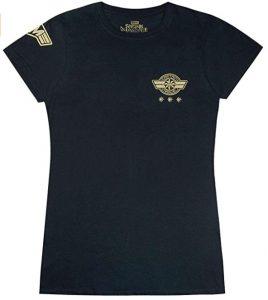 Camiseta de Capitana Marvel - Las mejores camisetas de Capitana Marvel - Camisetas de Marvel