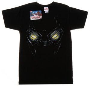 Camiseta de Civil War de Black Panther - Las mejores camisetas de Black Panther - Camisetas de Marvel