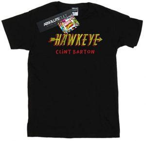 Camiseta de Clint Barton de Ojo de Halcón - Las mejores camisetas de Hawkeye - Ojo de Halcón - Camisetas de Marvel