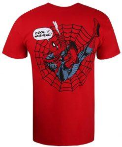 Camiseta de Cool It de Spiderman - Las mejores camisetas de Spiderman -Spider-man - Camisetas de Marvel