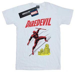 Camiseta de Daredevil ciudad - Las mejores camisetas de Daredevil - Camisetas de Marvel