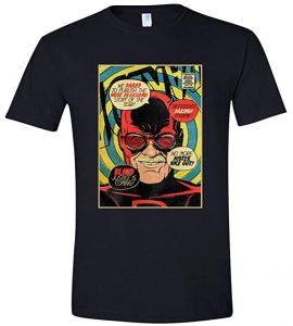 Camiseta de Daredevil de Stan Lee - Las mejores camisetas de Daredevil - Camisetas de Marvel