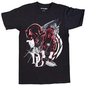 Camiseta de Daredevil diseño - Las mejores camisetas de Daredevil - Camisetas de Marvel