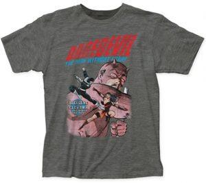 Camiseta de Daredevil vs Elektra vs Bullseye 2 - Las mejores camisetas de Daredevil - Camisetas de Marvel