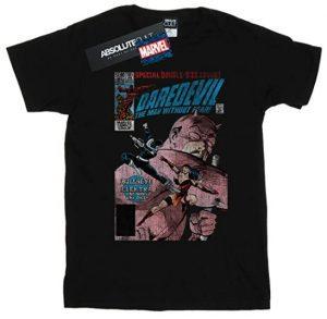 Camiseta de Daredevil vs Elektra vs Bullseye - Las mejores camisetas de Daredevil - Camisetas de Marvel