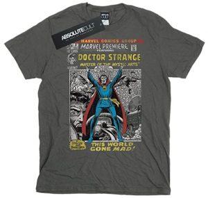 Camiseta de Doctor Strange comic clásico - Las mejores camisetas de Doctor Extraño - Doctor Strange - Camisetas de Marvel