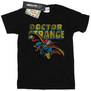 Camiseta de Doctor Strange volando - Las mejores camisetas de Doctor Extraño - Doctor Strange - Camisetas de Marvel