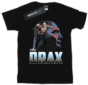 Camiseta de Drax Avengers - Las mejores camisetas de Drax de Guardianes de la Galaxia - Camisetas de Marvel