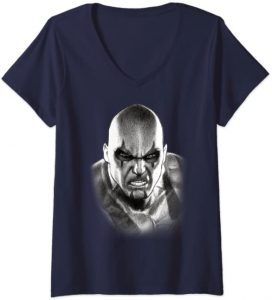 Camiseta de Drax cara - Las mejores camisetas de Drax de Guardianes de la Galaxia - Camisetas de Marvel