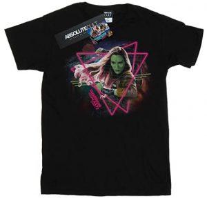 Camiseta de Gamora diseño - Las mejores camisetas de Gamora de Guardianes de la Galaxia - Camisetas de Marvel