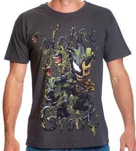 Camiseta de Groot Venomized - Las mejores camisetas de Groot de Guardianes de la Galaxia - Camisetas de Baby Groot