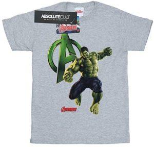 Camiseta de Hulk Avengers clásico - Las mejores camisetas de Hulk - Camisetas de Marvel