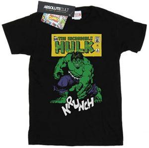 Camiseta de Hulk del Increible Hulk - Las mejores camisetas de Hulk - Camisetas de Marvel