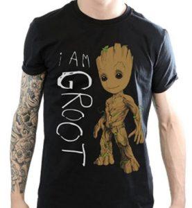 Camiseta de I Am Groot 2 - Las mejores camisetas de Groot de Guardianes de la Galaxia - Camisetas de Baby Groot