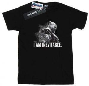 Camiseta de I Am Inevitable - Las mejores camisetas de Thanos - Camisetas de Marvel