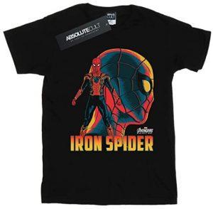 Camiseta de Iron Spider - Las mejores camisetas de Spiderman -Spider-man - Camisetas de Marvel