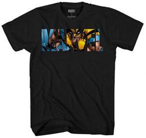 Camiseta de Lobezno de Marvel - Las mejores camisetas de Lobezno - Wolverine - Camisetas de Marvel