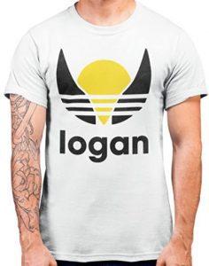 Camiseta de Logan - Las mejores camisetas de Lobezno - Wolverine - Camisetas de Marvel
