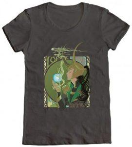 Camiseta de Loki con café - Las mejores camisetas de Loki - Camisetas de Marvel