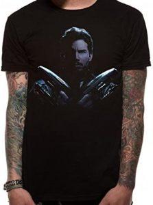 Camiseta de Peter Quill de Star Lord - Las mejores camisetas de Star-Lord de Guardianes de la Galaxia - Camisetas de Marvel