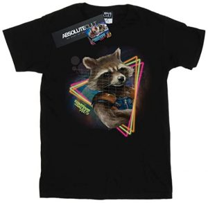 Camiseta de Rocket en Guardianes de la Galaxia 2 - Las mejores camisetas de Rocket de Guardianes de la Galaxia - Camisetas de Marvel