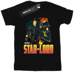 Camiseta de Star Lord Avengers - Las mejores camisetas de Star-Lord de Guardianes de la Galaxia - Camisetas de Marvel