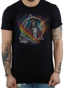 Camiseta de Star Lord diseño - Las mejores camisetas de Star-Lord de Guardianes de la Galaxia - Camisetas de Marvel