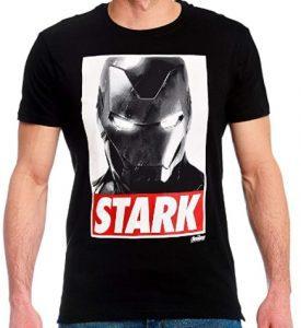 Camiseta de Stark - Las mejores camisetas de Iron man - Camisetas de Marvel