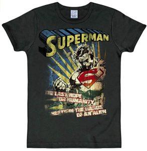 Camiseta de Superman de Esperanza - Las mejores camisetas de Superman - Camisetas de DC