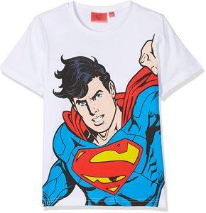 Camiseta de Superman de comics - Las mejores camisetas de Superman - Camisetas de DC