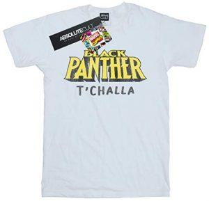 Camiseta de T Challa de Black Panther - Las mejores camisetas de Black Panther - Camisetas de Marvel