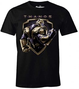 Camiseta de Thanos Crew - Las mejores camisetas de Thanos - Camisetas de Marvel