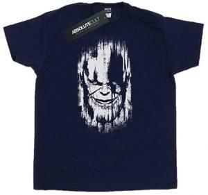 Camiseta de Thanos Face - Las mejores camisetas de Thanos - Camisetas de Marvel