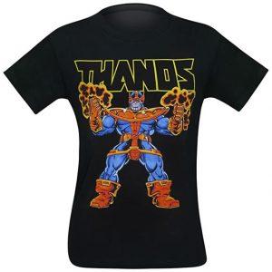 Camiseta de Thanos cósmico - Las mejores camisetas de Thanos - Camisetas de Marvel