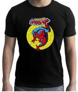 Camiseta de The Amazing Spiderman - Las mejores camisetas de Spiderman -Spider-man - Camisetas de Marvel