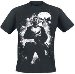 Camiseta de The Punisher The Truth Must Be Taken - Las mejores camisetas de The Punisher - Camisetas de Marvel
