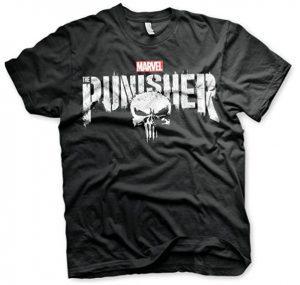 Camiseta de The Punisher de Marvel - Las mejores camisetas de The Punisher - Camisetas de Marvel
