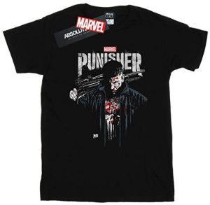 Camiseta de The Punisher de Netflix - Las mejores camisetas de The Punisher - Camisetas de Marvel