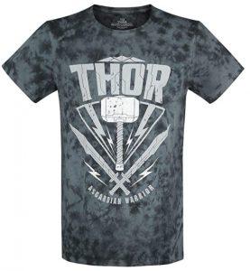 Camiseta de Thor Asgard Warrior - Las mejores camisetas de Thor - Camisetas de Marvel