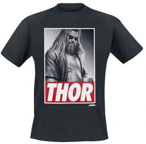 Camiseta de Thor Gordo - Las mejores camisetas de Thor - Camisetas de Marvel