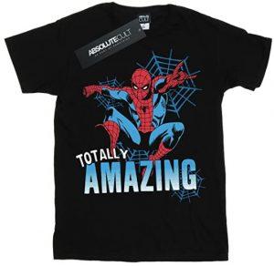Camiseta de Totally Amazing de Spiderman - Las mejores camisetas de Spiderman -Spider-man - Camisetas de Marvel